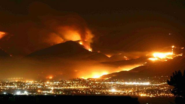 San Diego Wild Fire Season Tips